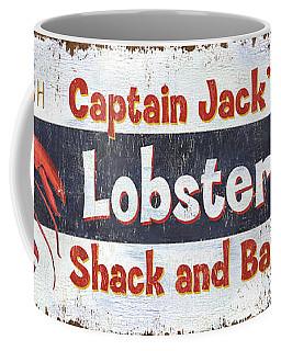 Captain Jack's Lobster Shack Coffee Mug