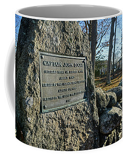 Captain John Locke Monument  Coffee Mug