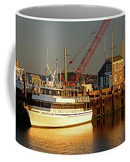 Captain John Coffee Mug
