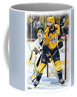 Captain My Captain Coffee Mug