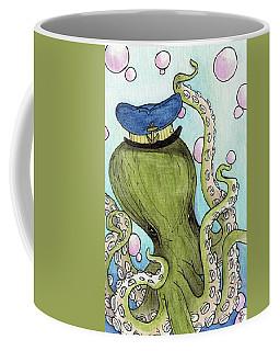 Captain O Coffee Mug