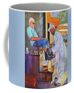 Captain Shoe Shine Coffee Mug