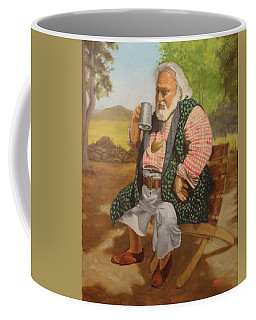 Captain Terry Coffee Mug