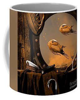 Captan Nemo's Room Coffee Mug