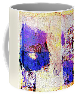 Coffee Mug featuring the painting Captiva by Dominic Piperata