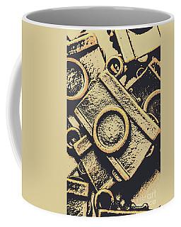 Capturing Memories And Nostalgia Coffee Mug