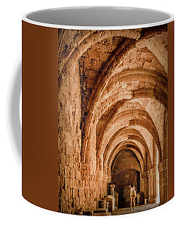 Coffee Mug featuring the photograph Rhodes, Greece - Capturing The Detail by Mark Forte
