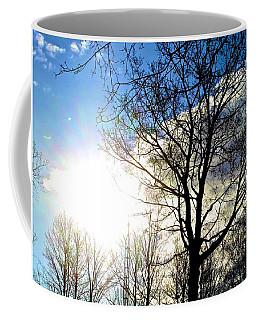 Capturing The Morning Sun Coffee Mug