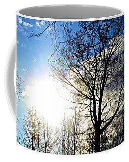 Capturing The Morning Sun Coffee Mug