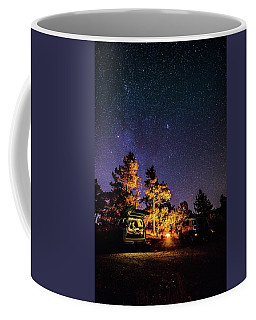 Car Camping Coffee Mug