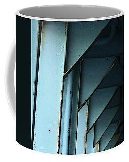 Car Ferry Coffee Mug