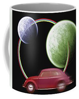 Car Space  Coffee Mug