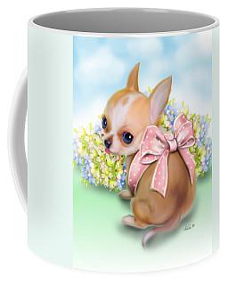Caramel Chihuahua Baby Coffee Mug