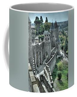 Carcassonne Fortifications Coffee Mug