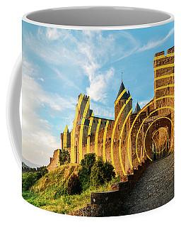 Carcassonne's Citadel, France Coffee Mug