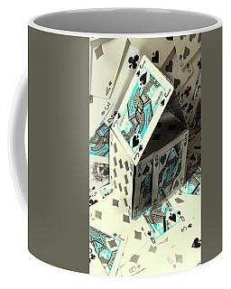 Card Fun House Coffee Mug