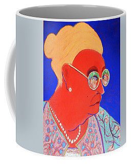 Card Player Coffee Mug