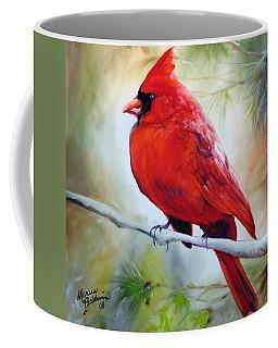 Cardinal 18 Coffee Mug