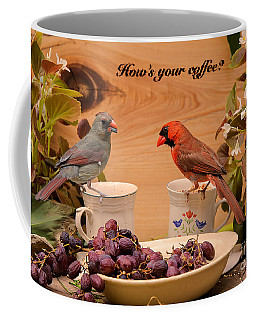 Cardinal Coffee Coffee Mug