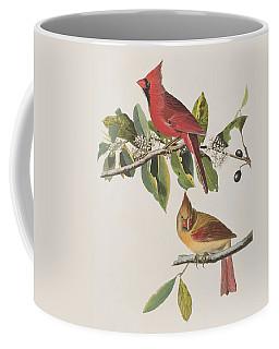 Cardinal Grosbeak Coffee Mug