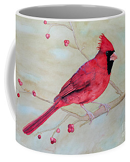 Cardinal II Coffee Mug