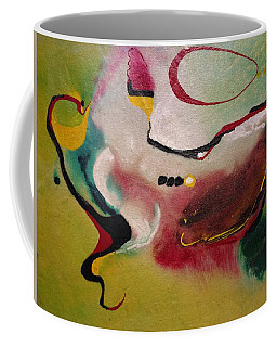 Cardinals Nest Coffee Mug