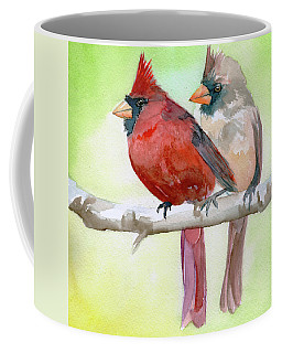 Cardinals Coffee Mug