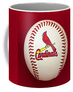 Cardinals Coffee Mug by Steve Stuller