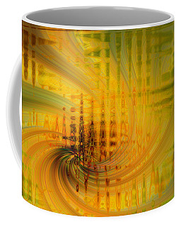 Cardiogram Coffee Mug by Cathy Donohoue