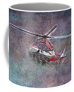 Care Flight Coffee Mug