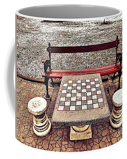 Care For A Game Of Chess? Coffee Mug