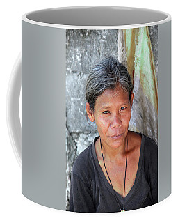 Care For Them Coffee Mug by Jez C Self