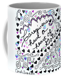 Caregiver Hearts Coffee Mug
