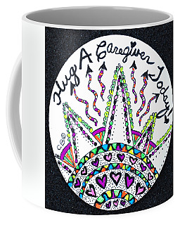Caregiver Hugs Coffee Mug