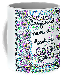 Caregiver Joy Coffee Mug