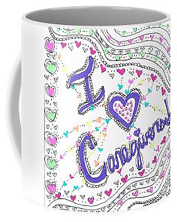 Caring Heart Coffee Mug