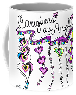 Caregiver Chime Coffee Mug