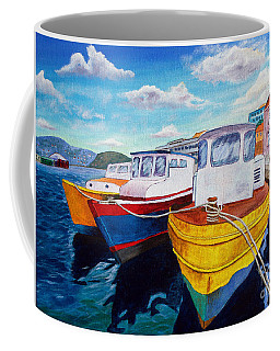 Carenage Scene 1 Coffee Mug