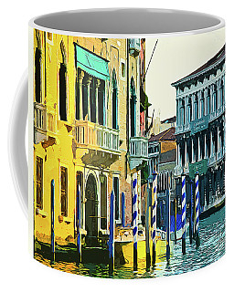 Ca'rezzonico Museum Coffee Mug by Tom Cameron