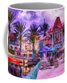 Caribbean Beach Resort Coffee Mug