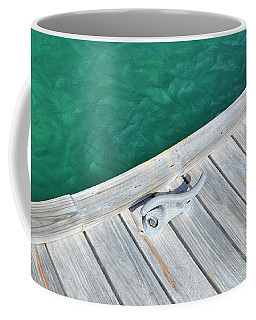 Caribbean Dock Coffee Mug
