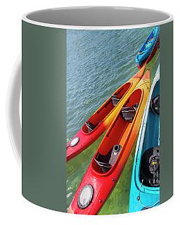 Caribbean Kayaks Coffee Mug