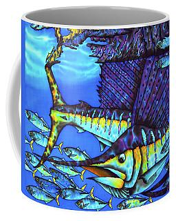 Caribbean Sailfish Coffee Mug