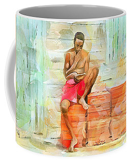 Caribbean Scenes - Diamond In The Rough Coffee Mug