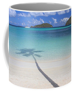 Caribbean Shadow Coffee Mug