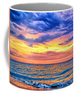 Caribbean Sunset Coffee Mug
