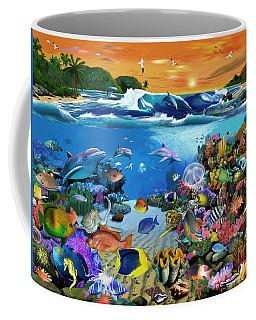 Caribbean Sunset Coffee Mug