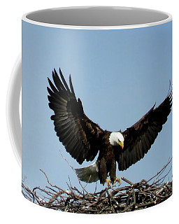 Cape Vincent Eagle Coffee Mug