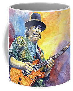 Carlos Santana Coffee Mug