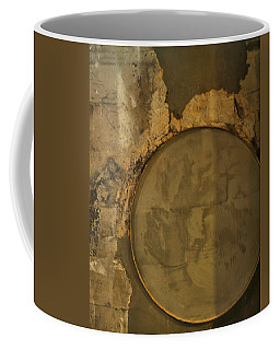 Carlton 3 - Abstract Concrete Coffee Mug